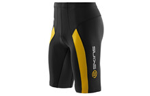 Skins TRI400 Men's Compression Shorts black/yellow